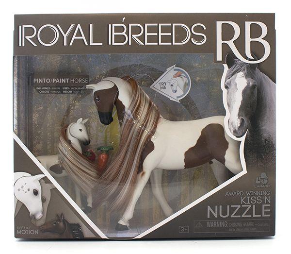 Royals Breeds Ensemble câlin maman et son poulain modèles assortis