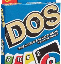 Mattel DOS jeu de cartes