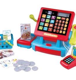 Playgo Caisse enregistreuse et accessoires