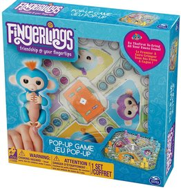 Cardinal Jeu de trouble Fingerlings