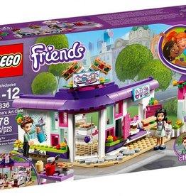 Lego Lego Friends Café des arts d'Emma