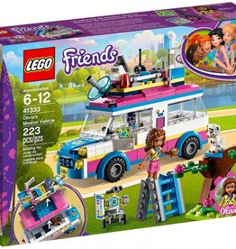Lego Lego Friends Véhicule de mission d'Olivia