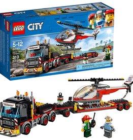 Lego Lego City Transport de cargaison lourde