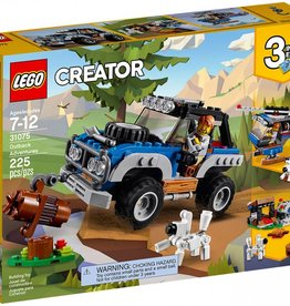 Lego Lego Creator Aventure dans la brousse