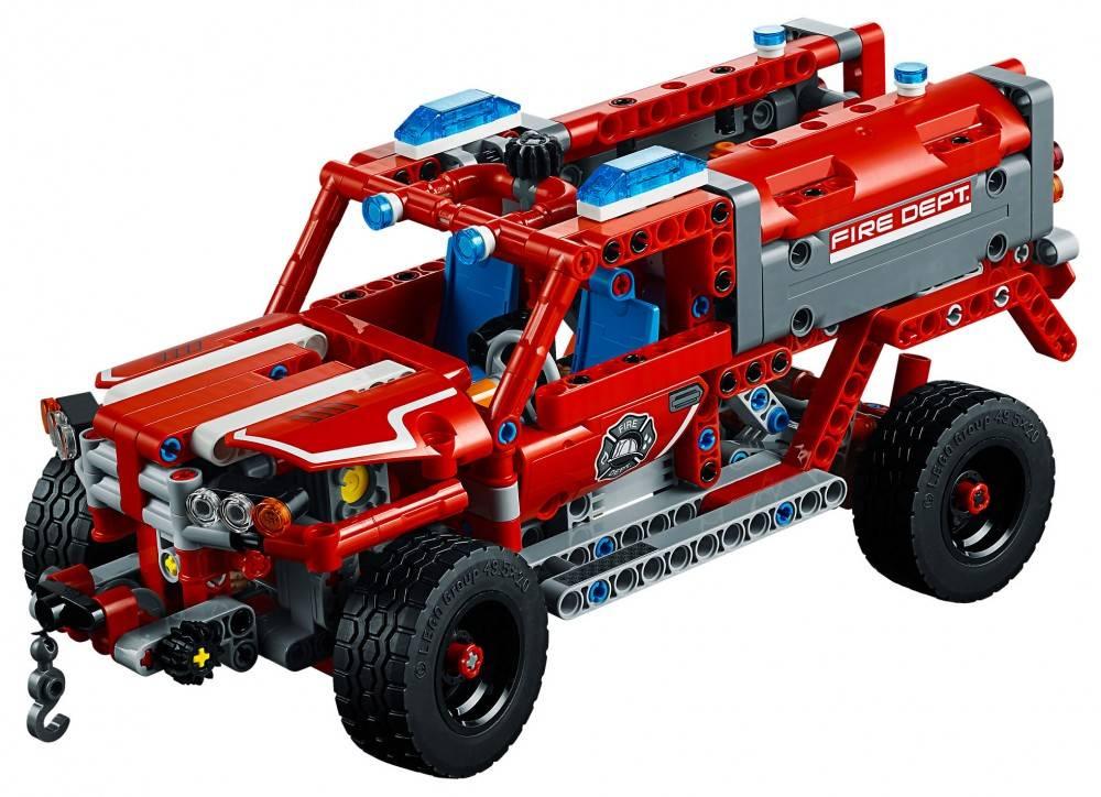 Lego Lego Technic Premier répondant