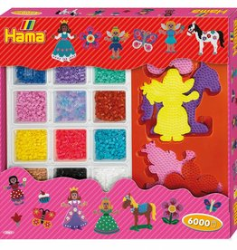Hama - Ensemble princesse géante
