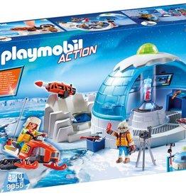 Playmobil Playmobil - Quartier général des explorateurs polaires