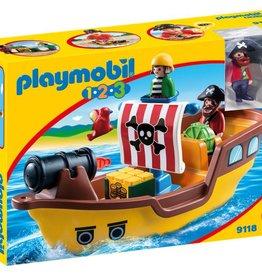 Playmobil Playmobil - Bateau de pirates