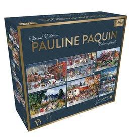 Pierre Belvédère Pauline Paquin - Édition spéciale TREFL