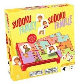 Pierre Belvédère Sudoku Famille