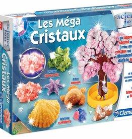 Les Méga cristaux