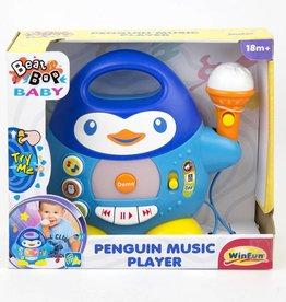 WinFun Winfun Mon lecteur de musique Pingouin