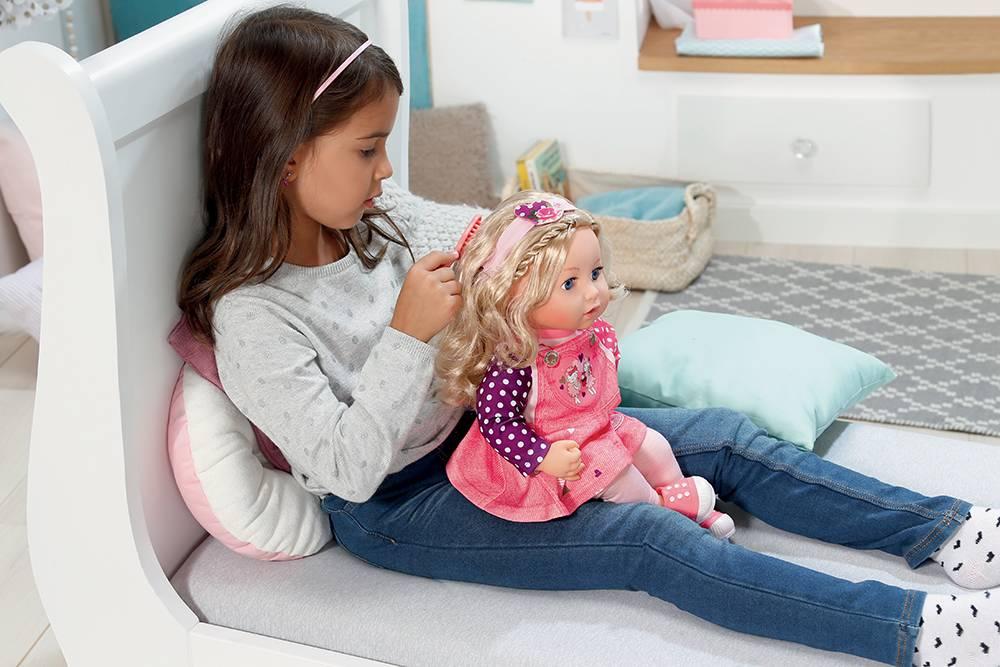 Zapf Baby Annabell Poupée Douce Sophia