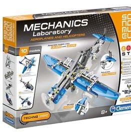 Mon atelier de mécanique - avions et hélicoptères