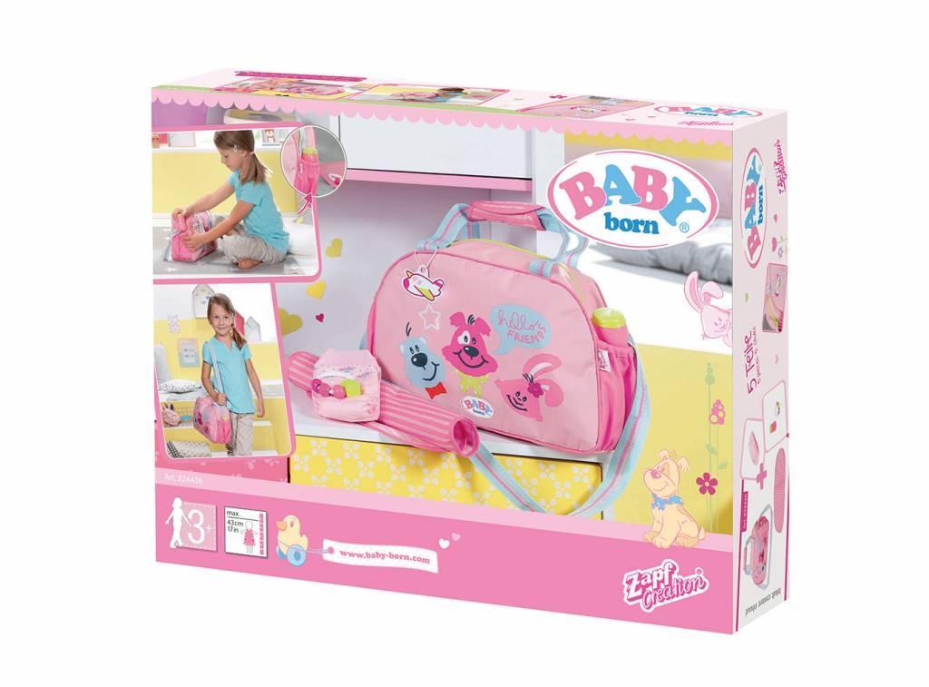 Zapf Baby Born Sac à couches