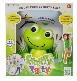 Zanzoon Jeu Froggy Party