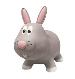 Farm Hoppers Animal sauteur - Lapin gris