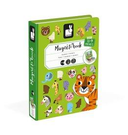 Janod Magnéti'Book - animaux
