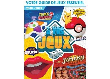 Catalogue À vos jeux!