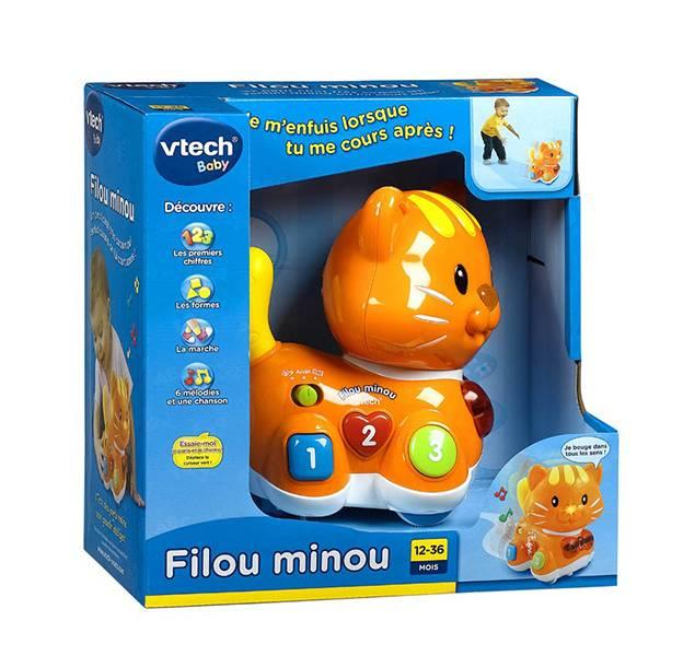 Vtech Filou Minou