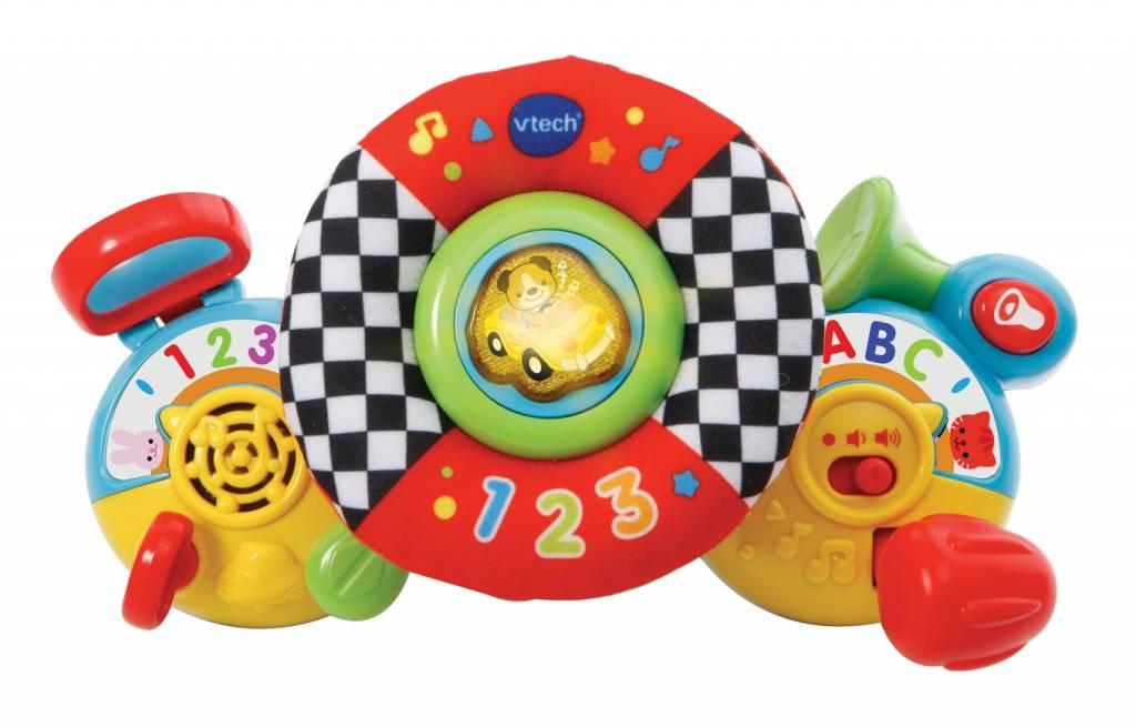 Vtech Mon baby volant Tut Tut bolides