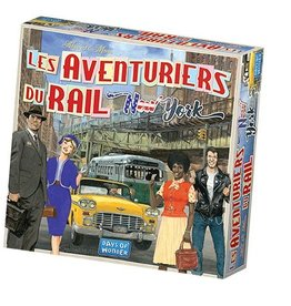 Days of wonder Les Aventuriers du Rail Express New York