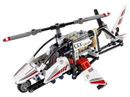 Lego Lego Technic - L'hélicoptère ultra léger