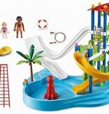 Playmobil Aire de jeux aquatique