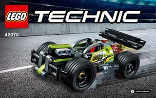 Lego Lego Technic - Tout feu!
