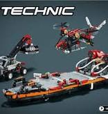 Lego Lego Technic - L'aéroglisseur