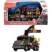 Air pump camion forestier
