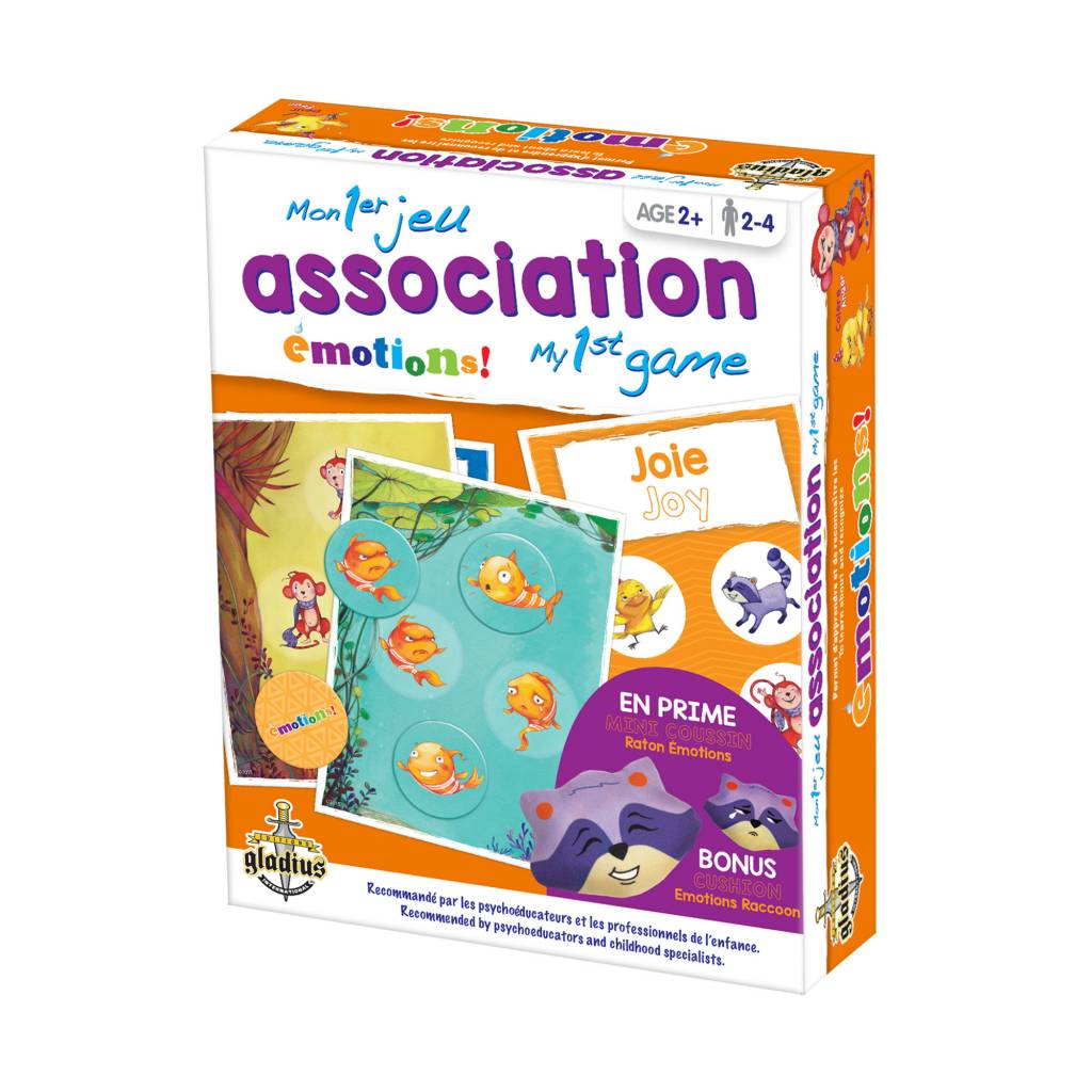 Mon 1er jeu Association