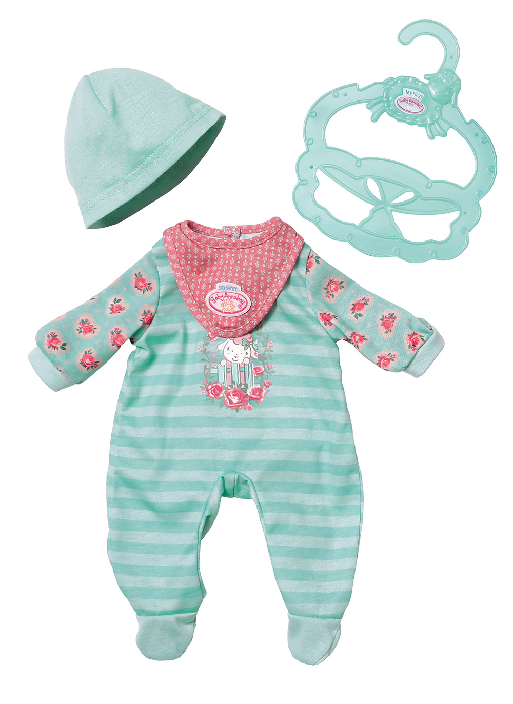 Tenue confortable  assorties-My First Baby Annabell