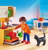 Playmobil Cuisine avec coin repas