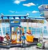 Playmobil Aéroport avec tour de contrôle