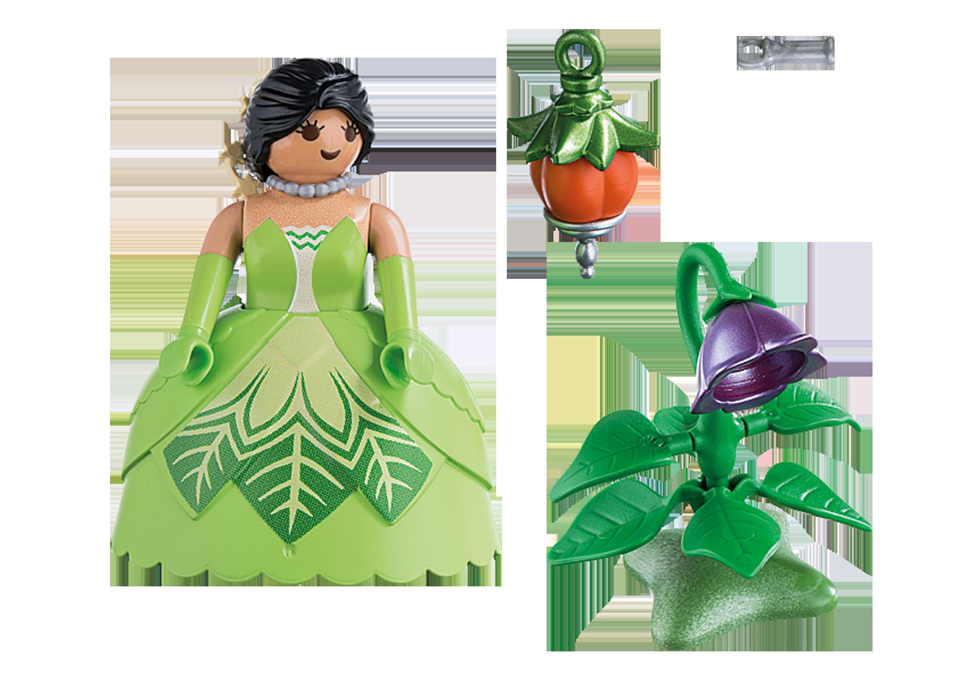 Playmobil Princesse des fleurs