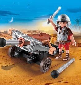 Playmobil Légionnaire romain avec baliste