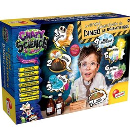 crazy science Le grand laboratoire