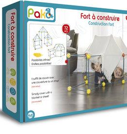 Pako Fort à construire