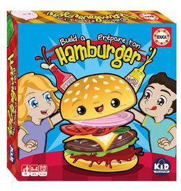 Educa Educa - Prépare ton hamburger