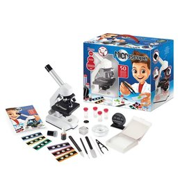 Buki France science Microscope + 50 expériences