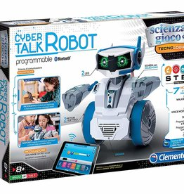 Science jeu & technologie Cyber Talk Robot