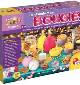 I'm s Genius Le laboratoire des bougies