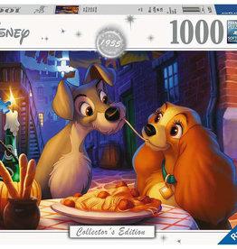 Disney Casse-tête Disney La Belle et le Clochard