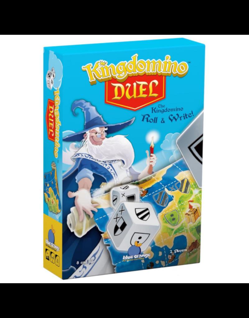Blue orange Kingdomino Duel