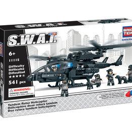BricTek Hélicoptère BricTek