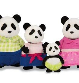 Li'l Woodzeez Li'l Woodzeez Famille de pandas