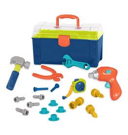 Battat Coffre d'outils - Busy Builder