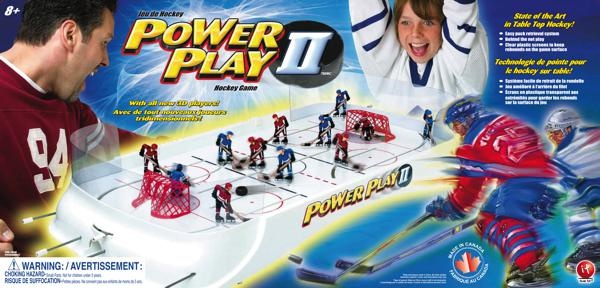 iToys Table de hockey Power Play II Hockey