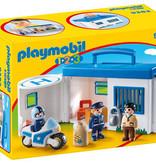 Playmobil 1.2.3 - Commissariat de police